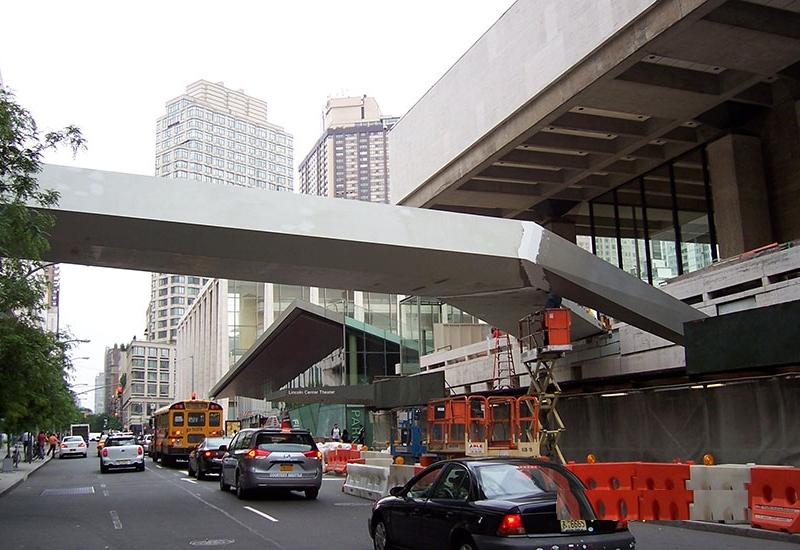 Lincoln Center Pedestrian Bridge